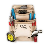 Customer Leather Carpenter's Nail & Tool Bag