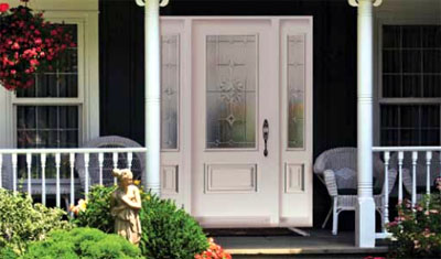 Global Dahlia Steel Doors