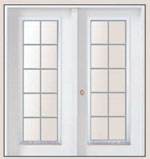 Kento Swinging Patio Door