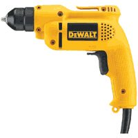 "DeWALT 3/8"" Variable Speed Reverse Keyless Drill 8AMP"