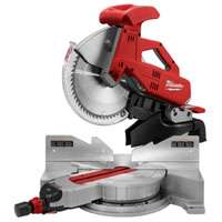 "Milwaukee 12"" Dual Level Sliding Miter Saw"