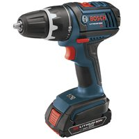 Bosch 18V Compact Drill/Driver with 2 Batteries