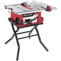 "Skil 10"" Table Saw with Folding Stand"