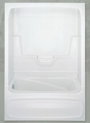 Mirolin Medallion Tub & Shower