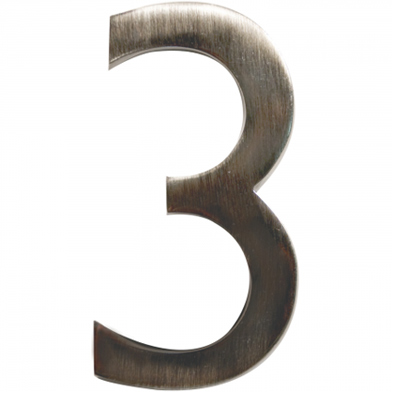 Taymor House Numbers