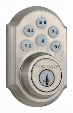 Weiser Smart Code Keyless Entry